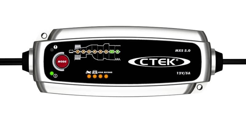 CTEK MXS 5.0 ładowarka automatyczna